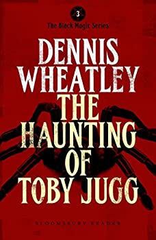 The Haunting of Toby Jugg by Dennis Wheatley science fiction book reviews