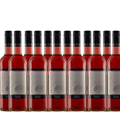 Rosé Griechenland Imiglykos Mirios lieblich (12x0,75l)