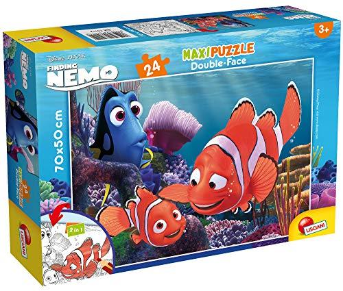 Lisciani Giochi Disney Puzzle Supermaxi 24, Nemo, 74112