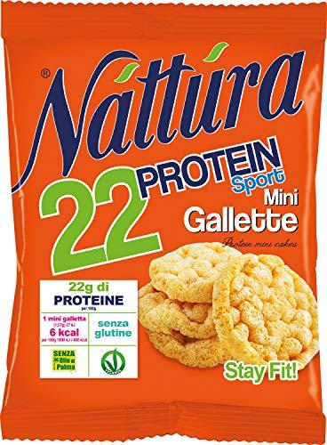 Eurofood Mini Gallette Nattura Protein Sport - 30 g