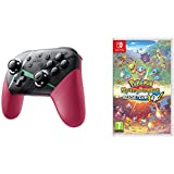 Xenoblade Chronicles 2 Controller & Pokemon Mystery Dungeon: Rescue Team DX Nintendo Switch Gaming Bundle