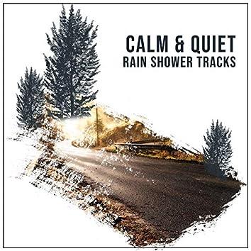 #19 Calm & Quiet Rain Shower Tracks for Yoga or Spa