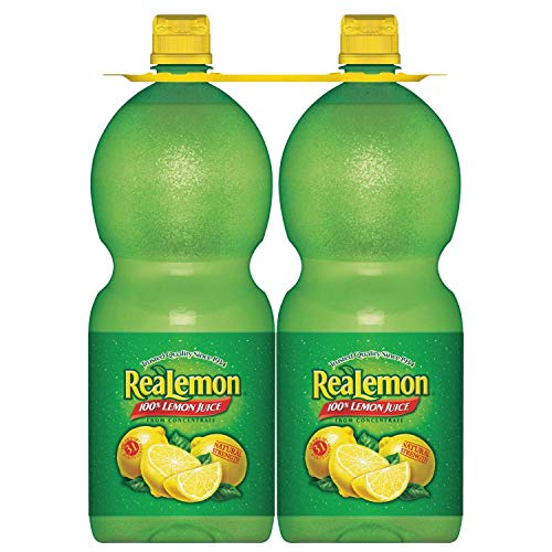 ReaLemon 100% Lemon Juice (48 fl. oz, 2 pk.)