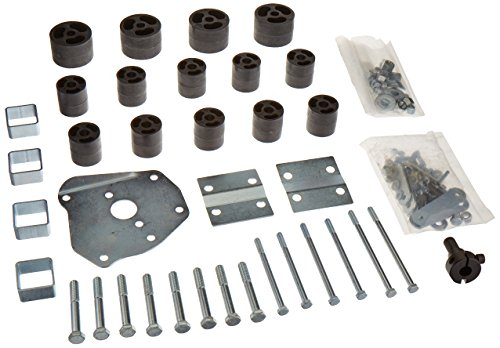Performance Accessories, Toyota Pickup 4WD Std/Ext Cab (#9628 Req For Auto Trans) 2' Body Lift Kit, fits 1989 to 1995, PA5502M, Made in America