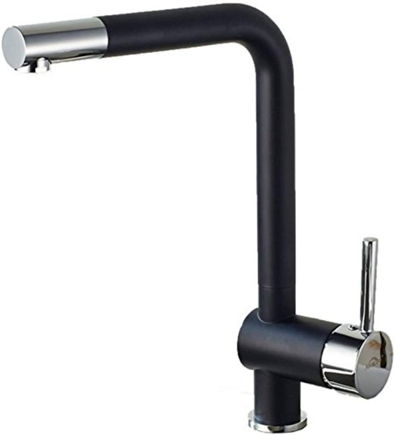 Basin Taps Swivel Spout Faucet Hot and Cold Copper Taps Universal redary Vegetable Basin Sink Faucet