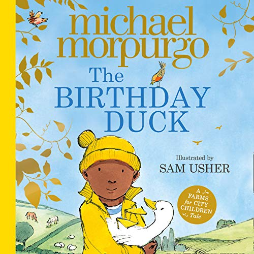 The Birthday Duck cover art