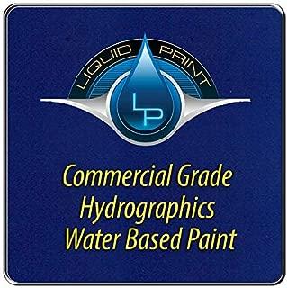 Bright Blue Hydrographics Paint - 1 Quart - Water Based - Liquid Print Hydrographics Paint Supplies