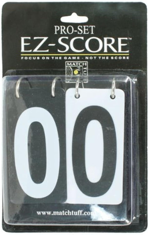 Match Tuff EzScore (09) Tennis Portable Score Keeper