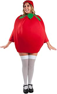 Adult Tomato Costume (Size: Standard)