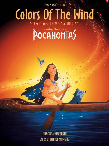 Colors of the Wind from Pocahontas