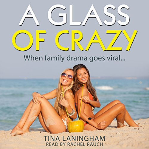 A Glass of Crazy audiobook cover art