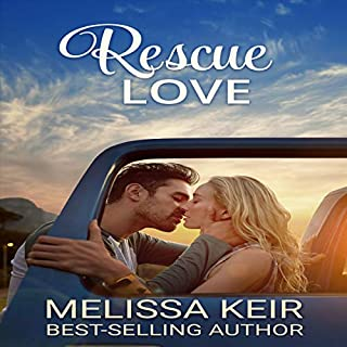 Rescue Love                   By:                                                                                                                                 Melissa Keir                               Narrated by:                                                                                                                                 Amanda Stribling                      Length: 2 hrs and 45 mins     3 ratings     Overall 3.3