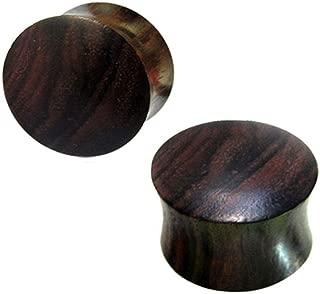 wooden ear plugs