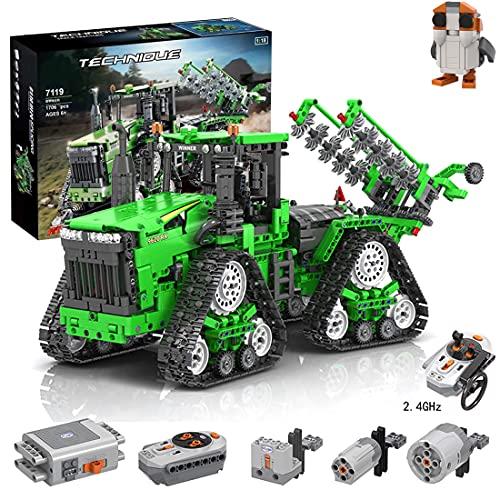 Sunbary -  Technik Traktor
