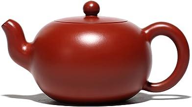 Oryginalny rudy Dahongpao fioletowy gliniany czajniczek z koralikami Li Liehua ręcznie robiony czajniczek 320