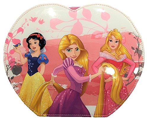 DISNEY ディズニー プリンセス コスメティック ハートケース