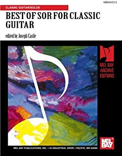 Best of Sor for Classic Guitar