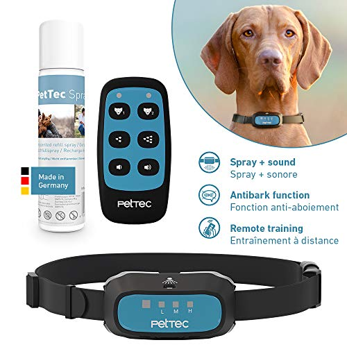 PetTec Collar de Adiestramiento para Perros