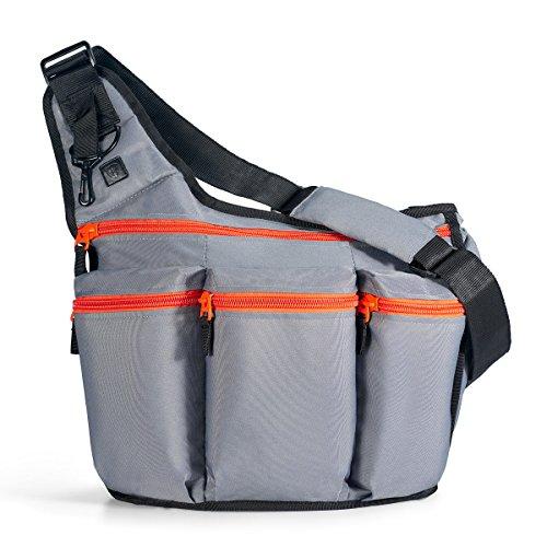 Diaper Dude Messenger Diaper Bag for Dads