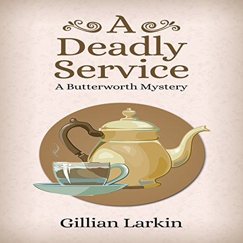 A Deadly Service audiobook cover art