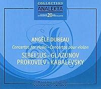 Concertos for Violin