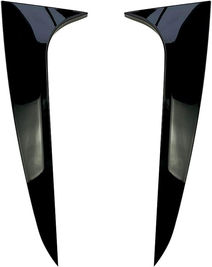 Large special price !! Zcargel Rear Window Side Indianapolis Mall Spoiler Auto Trunk Spoi