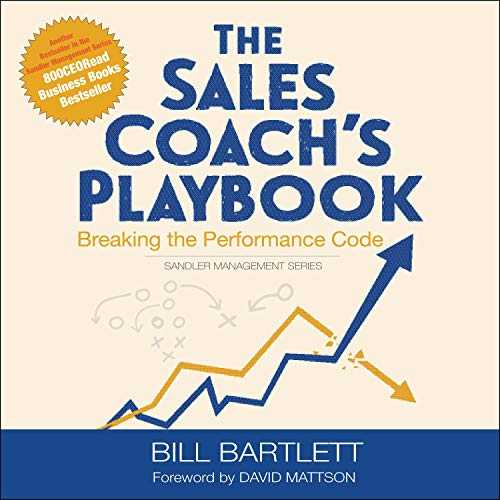 The Sales Coach's Playbook cover art