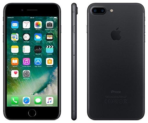 Apple iPhone 7 Plus 256GB Schwarz (Generalüberholt)