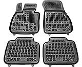Rezaw-Plast Alfombrillas de Goma Compatible con BMW X2 (F39) (Desde 2017) + Limpiador de Plasticos (Regalo) | Accesorios Coche Alfombrilla Suelo