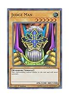 遊戯王 英語版 LCKC-EN004 Judge Man ジャッジ・マン (ウルトラレア) 1st Edition