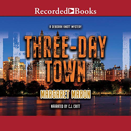 Three-Day Town  By  cover art
