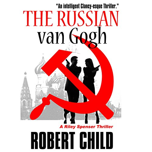 The Russian van Gogh audiobook cover art