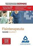 Fisioterapeuta del Servicio de Salud de la Comunidad de Madrid. Temario Volumen 1