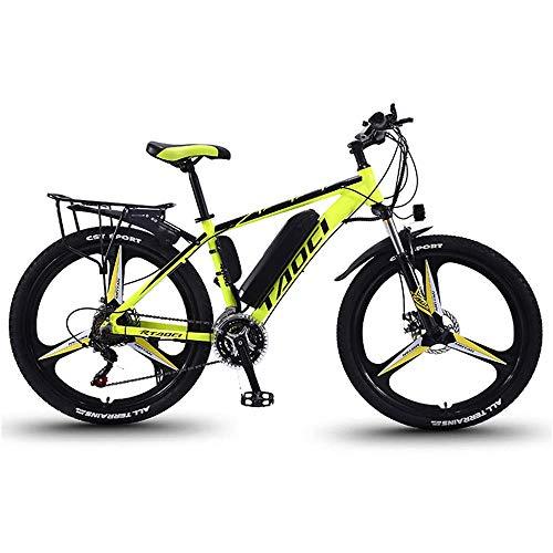 YDBET Bicicletas E para Hombres, Bicicletas eléctricas para Adultos Hombres de 27...