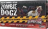 Desconocido Zombicide Box of Zombies: Zombie Dogz Set #5 - Juego de Mesa, para 6 Jugadores (CoolMiniOrNotInc. GUG0019) (Importado)