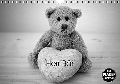 Herr Bär (Wandkalender immerwährend DIN A4 quer): Herr Bär Geburtstagskalender (Geburtstagskalender, 14 Seiten) (CALVENDO Spass) [Kalender] [Nov 03, 2015] Buchmann, Oliver