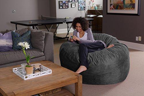 Sofa Sack - Plush Ultra Soft Bean Bags Chairs for Kids, Teens, Adults - Memory...