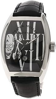 [フランクミュラー]トノウカーベックス ゴシック アロンジェ 9880SCDTGOTH 腕時計 ステンレススチール/革 メンズ (中古)