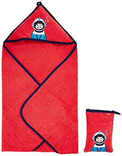 Playshoes 330913 Coffret cadeau de plongée Rouge