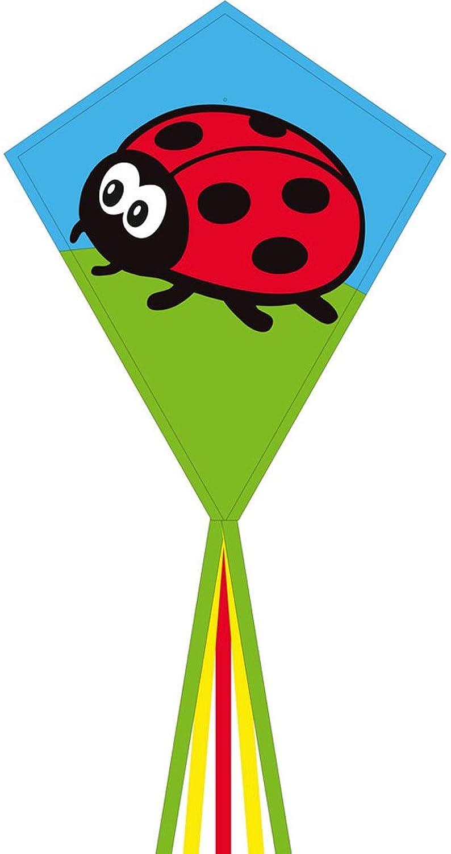 HQ Kites Eddy Ladybug 28Diamond Kite