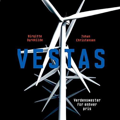 Vestas audiobook cover art