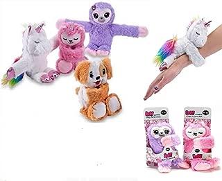 Top Trenz Pillows/Plush (BFF Scented Slap Bracelet-Pink Lllamacorn)
