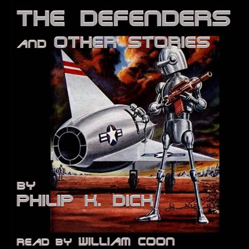 The Defenders and Other Stories audiobook cover art