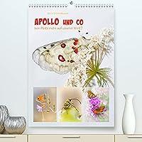 APOLLO UND CO (Premium, hochwertiger DIN A2 Wandkalender 2022, Kunstdruck in Hochglanz): Herrliche Insekten. Kommt die Rettung zu spaet? (Monatskalender, 14 Seiten )