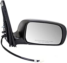 Gold Shrine for 2004 2005 2006 2007 2008 2009 Toyota Prius Power Heated Side Mirror Driver Side Replacement