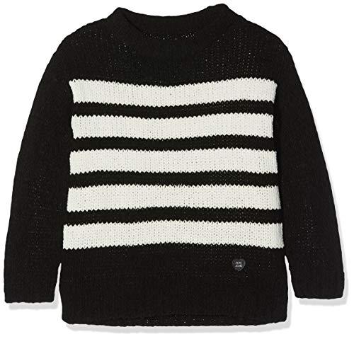 Pepe Jeans Fami Jr, Suéter para Niñas, Negro (Black 999), 4 años