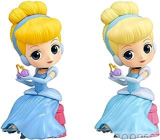 Q posket perfumagic Disney Characters Cinderella ディズニーキャラクターズ シンデレラ 通常カラー&特別カラー 全2種セット