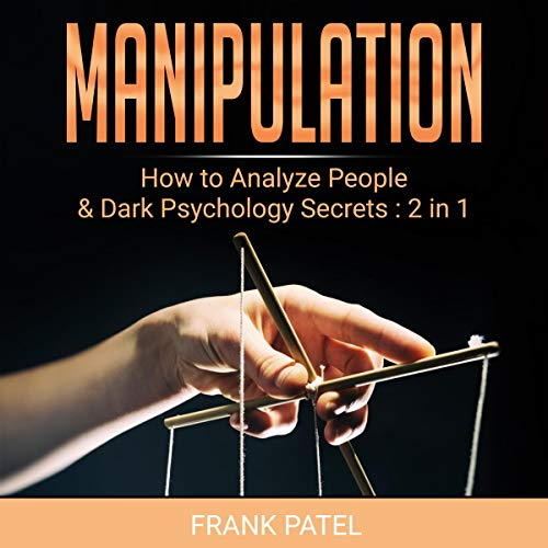 Manipulation  By  cover art