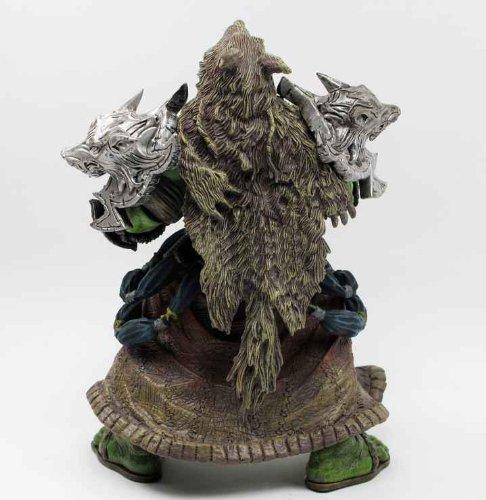 Abysse Corp - AFGDCU001 - Figurine - World of Warcraf - Orc Shaman - Rehgar Earthfury