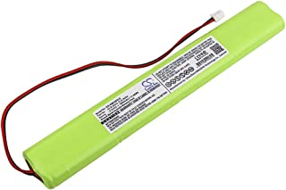 Cameron Sino Replacement Battery for Lithonia BCN800-8BWP-CE005,BGN800-8BWP-500EC,ELB-B003,ELB-B004 Fits ELB B003,ELBB004,ELB-B003,ELB-B004,ELBB003,ELBB004,BBAT0043A